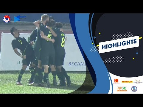 Highlights   U18 Australia - U18 Myanmar   Ngược dòng ngoạn mục   VFF Channel