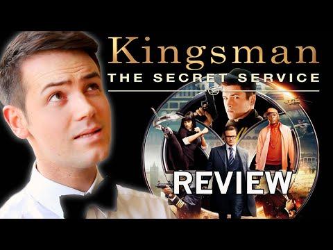 Kingsman: The Secret Service Review