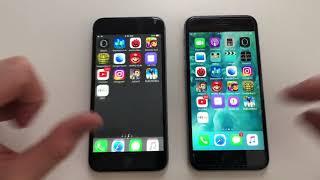 iOS 12 Beta 2 vs 10.3.2  iPhone 6s!