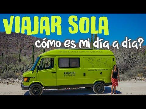 T4-FV9# VANLIFE viajando SOLA 🚐 Una tarde cualquiera   Parte 1 de 3: VANLIFE VIAJAR SOLA