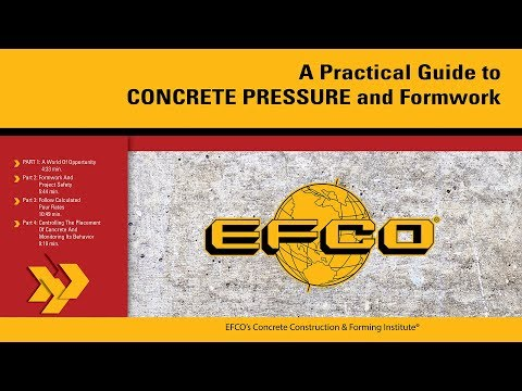 A PRACTICAL GUIDE TO CONCRETE PRESSURE AND FORMWORK (English Imperial)