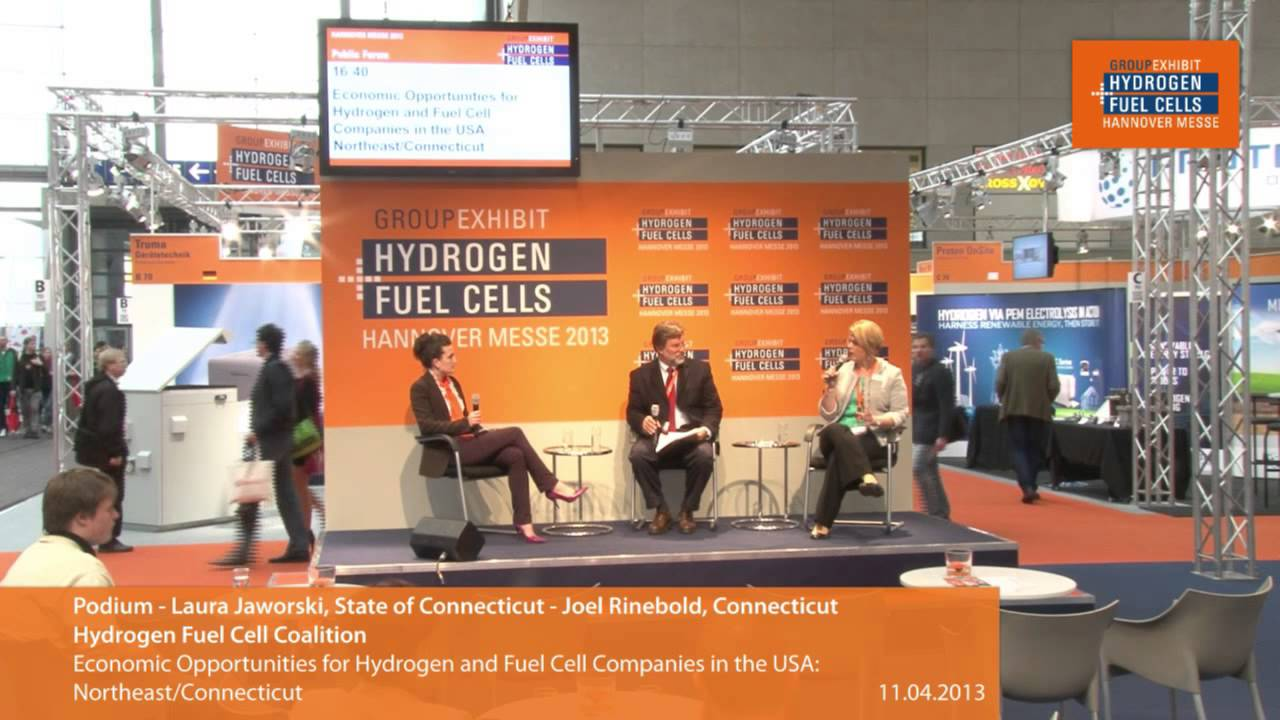Economic Opportunities for Hydrogen and Fuel Cell Companies in the USA:  Northeast/Connecticut