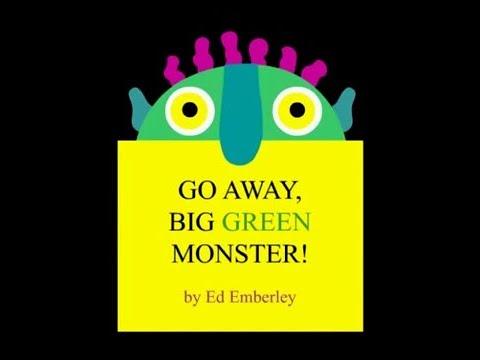 Download Go Away, Big Green Monster.