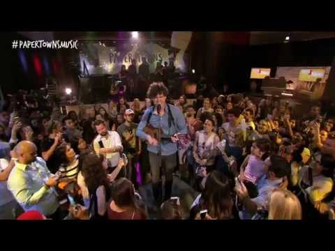 Vance Joy - Riptide [Live from the Paper Towns Get Lost Get Found Livestream]