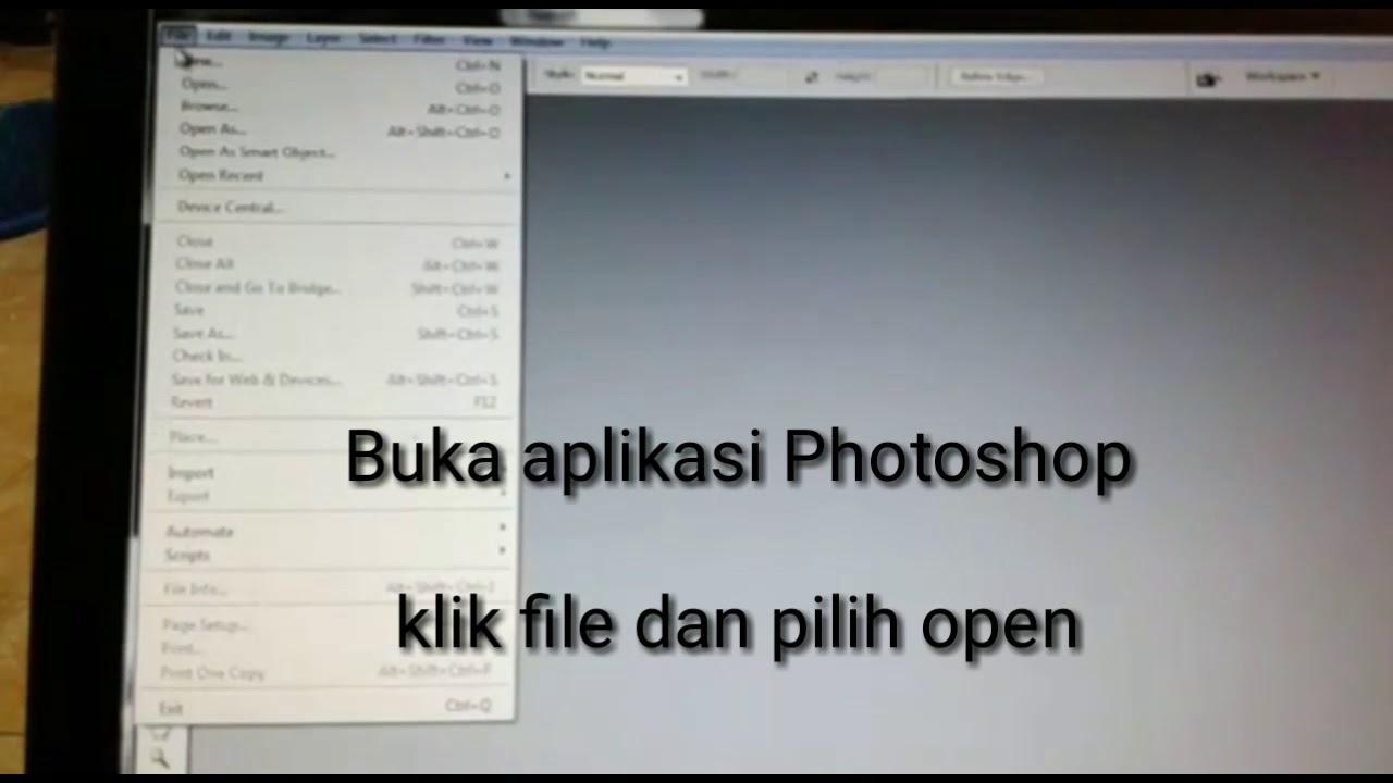 Cara Mengubah Ukuran Foto Menjadi 100kb Di Photoshop Berbagai Ukuran