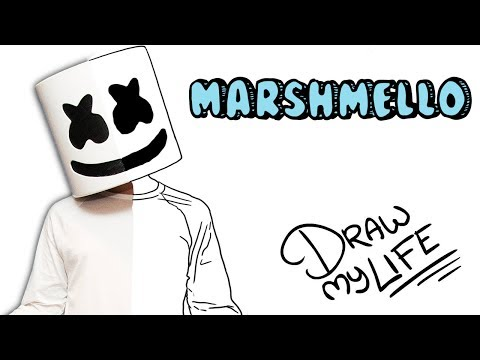MARSHMELLO | Draw My Life