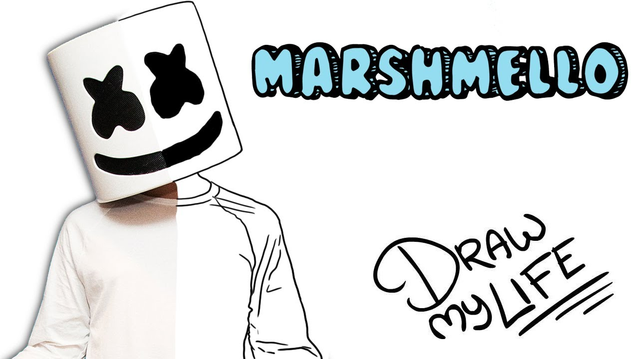 MARSHMELLO | Draw My Life #1