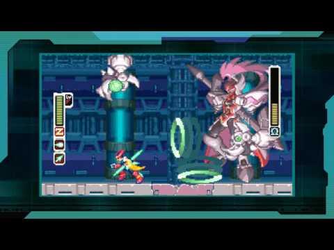 Megaman Zero 3 - 100% No Damage Completion Run