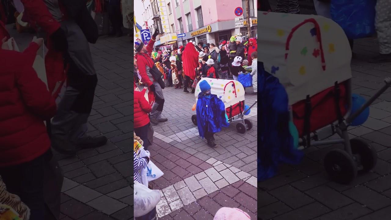 Karneval Kamelle