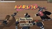 Roblox: Naruto Online: Adventures of cancer part 2 Rain