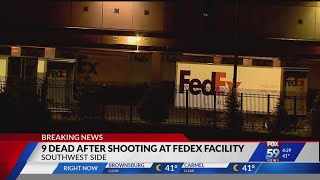 FedEx Mass Shooting: At Least 8 Dead In Indianapolis