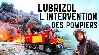Catastrophe de Lubrizol, Mais Qu'ont Fait Les Pompiers ?? [La Cours d'Honneur #31]