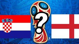 Kroatien - England | Halbfinale WM 2018 Prognose/Tipp