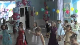 Инсценировка песни Прощайте игрушки 2011