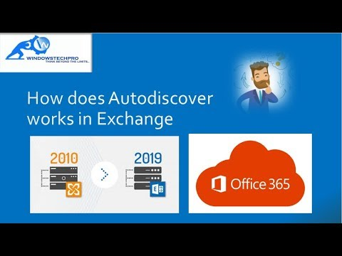 How Does Autodiscover Works in Exchange Deep Dive  New