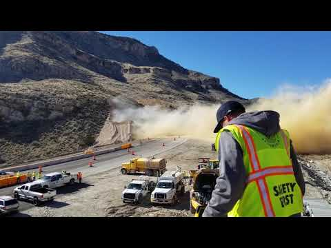 Widening SR 160 in Las Vegas