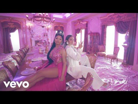 Tusa - Karol G Ft. Nicki Minaj Letra (Official Video)