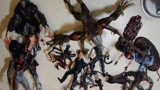 Скачать Впадаем в детство вместе с пакетом игрушек Resident Evil с Ebay
