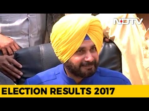Why Arvind Kejriwal Lost, According To Navjot Singh Sidhu, Celebrating Victory