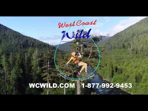WestCoast Wild Zipline Adventure