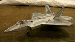 F22 Raptor 70mm EDF