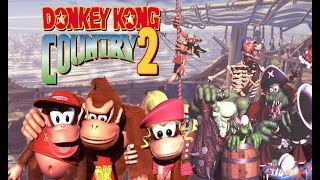 Hooper Live Donkey Kong Country 2