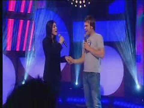 Daniel Bedingfield & Carolynne Good - If You're Not The One