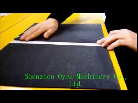 Conveyor Belts Cutting Underlay Connection Method Youtube