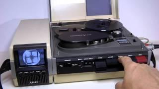 Akai VT-120 Restoring and Recording