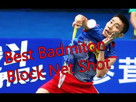 how to learn badminton trick shots