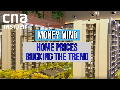Why Did Home Prices Buck Forecasts? | Money Mind | Property Outlook