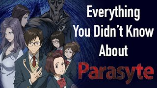 Everything You Didn't Know About Parasyte