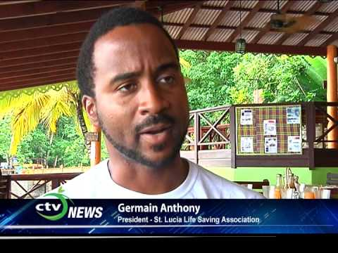 St. Lucia Life Saving Association Provides Training for Lifeguards