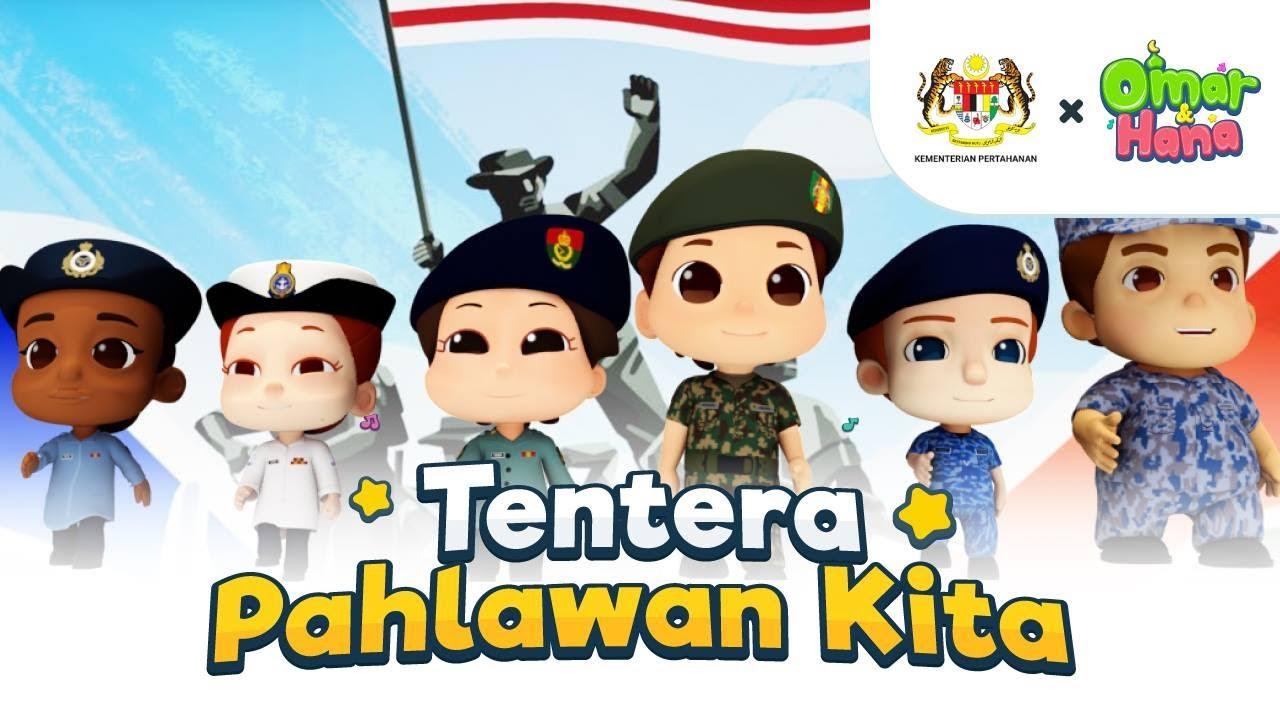 Tentera Pahlawan Kita | Omar & Hana X Kementerian Pertahanan