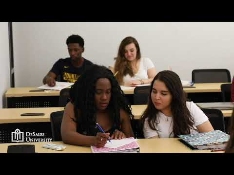 Earn Your Master of Education at DeSales University