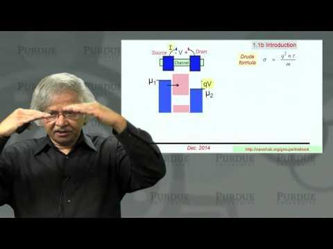 nanoHUB-U Fundamentals of Nanoelectronics A L1.1: The New Perspective: Introduction