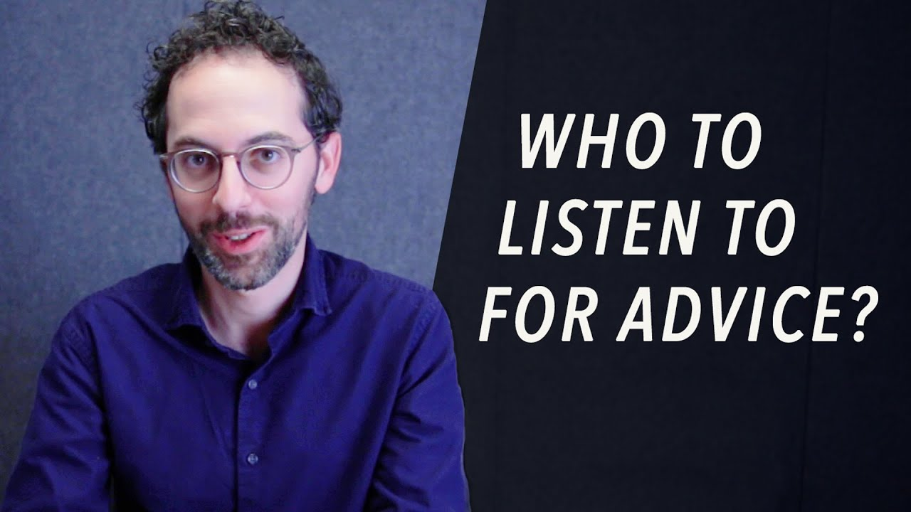 Who Should Founders Listen To For Advice? - Aaron Harris