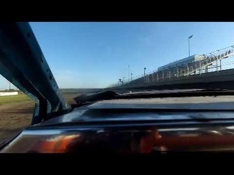Junction Motor Speedway heat race July 13, 2019