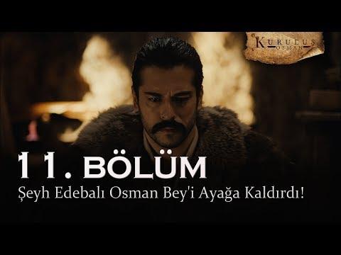 Şeyh Edebalı, Osman Bey'i ayağa kaldırdı! - Kuruluş Osman 11. Bölüm