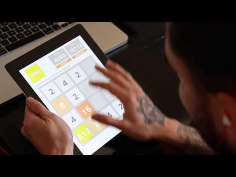 ¿Qué es y cómo jugar 2048 (iOS y Android)? - OhMyGeek!