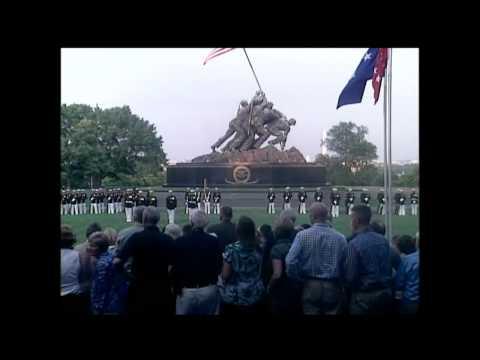 Marine Corps Aviation 100th Anniversary Ceremony 5/16/2012