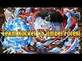 One Piece Treasure Cruise-Team Rocket vs 0 Stamina Jimbei Forest