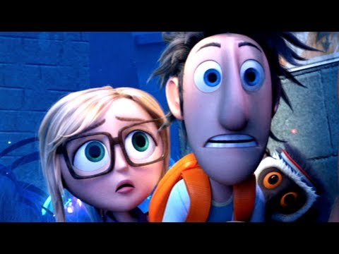 Cloudy with a Chance of Meatballs 2 Trailer 2013 Movie - Official [HD]