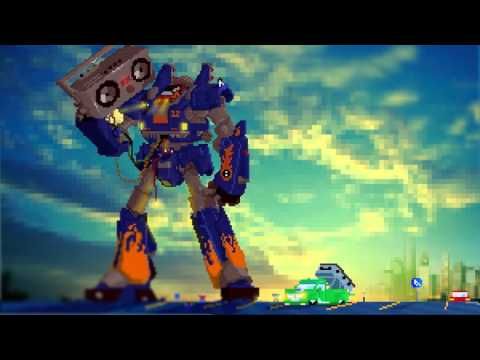 Megas XLR OST - Chicks Dig Giant Robots