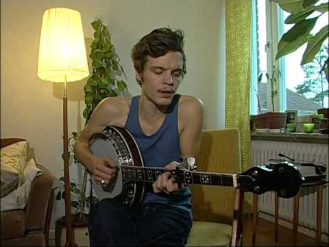The Tallest Man On Earth - 1st appearence on Swedish Television 2006