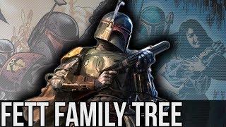 Fett Family Tree   Star Wars Legends Lore