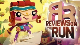 Tearaway is a Buried Treasure! - Electric Playground