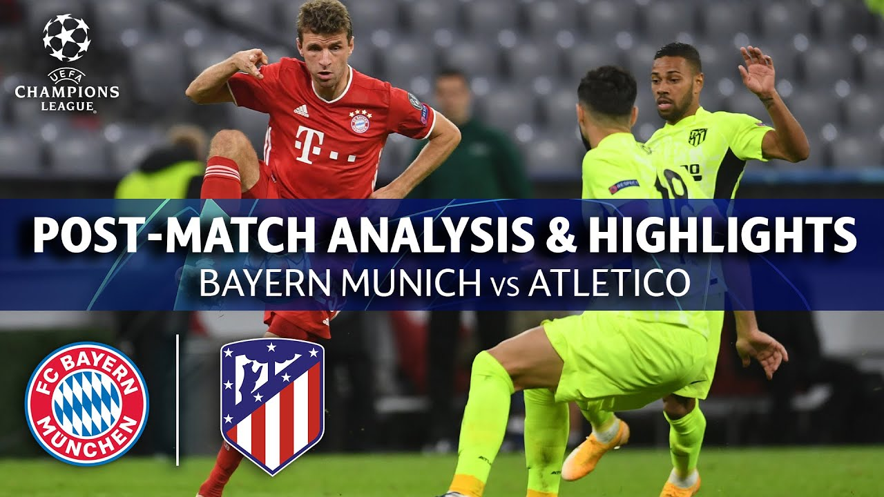 Atletico Madrid vs. Bayern Munich on CBS All Access: Live stream ...