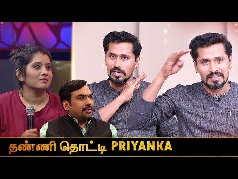 Rangaraj Pandey விலகியதன் பின்னணி... | Vijay TV VJ / RJ Andrew Interview Part1