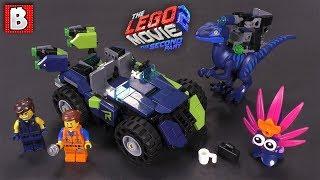 70826 retraité Set NEUF Lego Rex/'s REX-treme Offroader!